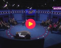 Karrewiet: Belangrijk debat voor Donald Trump en Joe Biden