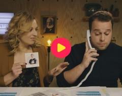 Ketnet Musical: Goele en Sander foppen Luis in het Ketnet Musicallcenter