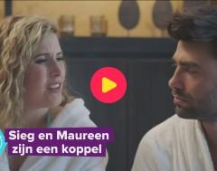 Karrewiet: Sieg en Maureen zijn een koppel