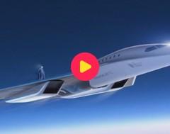 Karrewiet: Vliegtuigbedrijf bouwt supersnel vliegtuig