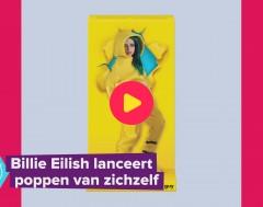 Karrewiet: Billie Eilish lanceert poppen van zichzelf