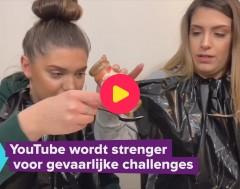 Karrewiet: Geen gevaarlijke challenges op YouTube