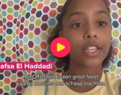 Karrewiet: Moslims vieren het Offerfeest