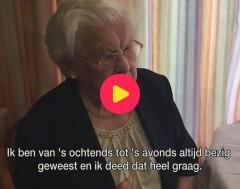 Karrewiet: Sophia haar moemoe is de oudste Belg