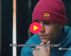 Karrewiet: Justin Bieber's nieuwe reeks staat online