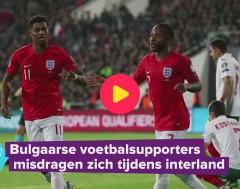 Karrewiet: Match stilgelegd omdat supporters racistische dingen roepen