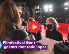 Karrewiet: Film Fest Gent is gestart met een rode loper