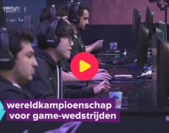 Karrewiet: Wereldkampioenschap League of Legends is begonnen
