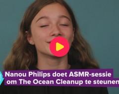 Karrewiet: Nanou steunt goed doel met ASMR