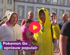 Karrewiet: Pokemon Go opnieuw populair