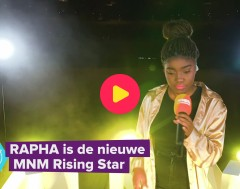 Karrewiet: RAPHA is de nieuwe MNM Rising Star