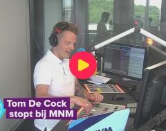 Karrewiet: Tom De Cock stopt bij MNM