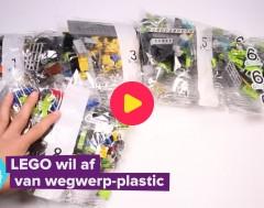 Karrewiet: LEGO wil af van wegwerp-plastic
