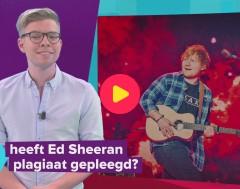 Karrewiet: Pleegde Ed Sheeran plagiaat?
