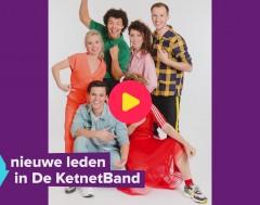 Karrewiet: Nieuwe KetnetBand-leden!