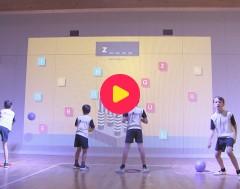 Karrewiet: Sporten en studeren dankzij deze coole muur