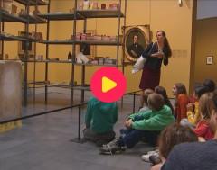 Karrewiet: Kinderen geven hun mening over kunst in het S.M.A.K.