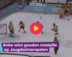 Karrewiet: Anke Steeno (14) wint Olympisch Goud