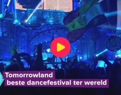Karrewiet: Tomorrowland is het beste festival ter wereld