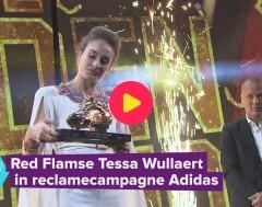 Karrewiet: Tessa Wullaert nieuwe gezicht reclamecampagne