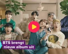 Karrewiet: BTS brengt nieuw album uit