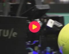 Karrewiet: WK voetbal voor robots