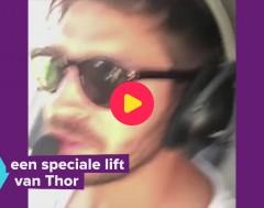 Karrewiet: Een lift van Thor