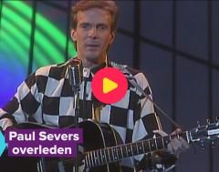 Karrewiet: Paul Severs gestorven