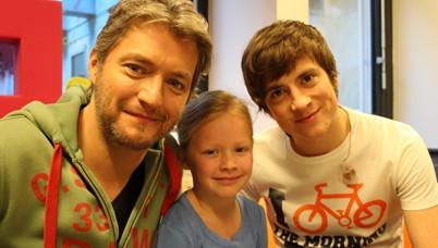 Kürt, Lola en Niels