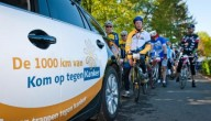 1000 km tegen kanker
