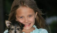 Meisje van 9 wil president worden
