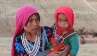 Twee zusjes wachten op hulp
