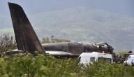 Vliegtuig neergestort in Algerije