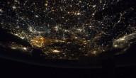 België uit de ruimte