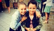 Zita en Nono Wauters naar school!