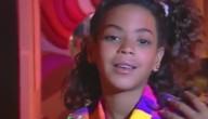 Beyoncé als 10-jarige