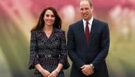 Prins William en prinses Kate