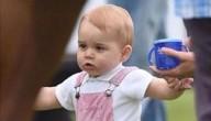 Prins George loopt