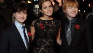 Harry, Hermelien en Ron