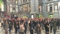 Flashmob Antwerpen