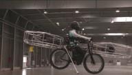 vliegende fiets