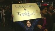 Welkom in Frankfurt (Duitsland)