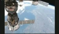 Ammoniaklek in ISS