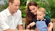 Kate, William en George zijn klaar voor een nieuw familielid