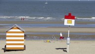 Noordzee warmt snel op