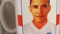 Chris Smalling Barack Obama