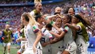 Amerikanen winnen WK vrouwenvoetbal