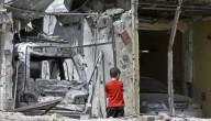 Start vergadering Syrië