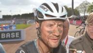 Tom Boonen hangt vol met stof