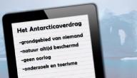 het Antarcticaverdrag